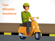 Buy Third Party Two Wheeler Insurance & Get Up To Rs. 5000 FKM Cashback !!