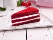 Never On Discount - Red Velvet Pastry At Rs.18 + Free Delivery