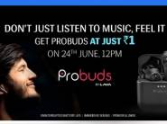 Over Now - Probuds By LAVA at Rs. 1