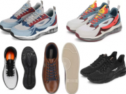 Min 70 - 80% Off On Red Tape Shoes Starting At Just Rs.873 !!