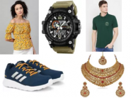 Top Deals On Fashion, Starts At Just Rs.90 + Flat 2% FKM CB