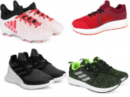 Grab Or Gone : Upto 80% Off On Adidas Shoes + 2% FKM CB