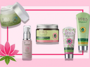 Lotus Organics Offers - Upto 25% Off + Flat Rs. 300 FKM Cashback + 10% Coupon Discount