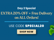Now Or Never - Order Anything Of Rs.300 At Just Rs.50 + Free Shipping