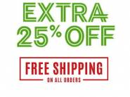 Payday Sale - Extra 25% Off Sitewide + Rs. 220 FKM Cashback !! Hurry