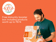 The Wow Box Offer: FREE Immunity Booster Box Worth Rs. 674