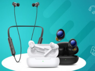 Top Brands [Apple, Oneplus, Samsung] Headsets From Rs.199