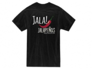 Request Now - Get A Sample of Jalapenos T-Shirt For Free