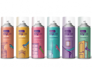 Asian Paints DIY Spray Offer: Flat Rs.150 FKM Cashback + 10% Coupon Off