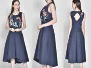 LOOT - Women Dress with Floral Embroidery At Rs. 499 [ Personally Tried ]