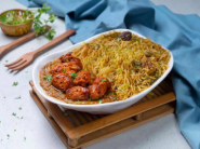 EID Special : Chicken Signature Rice Bowl At Just Rs.49 !!