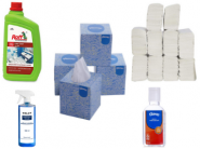Cleaning Supplies Starting At Just Rs.45 + Free Shipping !!