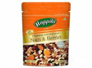 Best Buy - Happilo Dried Nuts and Berries 200g At Just Rs. 157