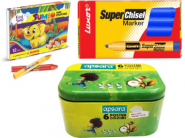 Stationery & Office Supplies From Rs.44 + 10.5% FKM CB !!