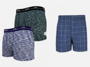 Itna Sasta : Cotton Boxer + Trunks (Pack Of 2) At Rs.147 Each