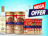 Saffola Is Back - Order For Rs. 200 & Get Rs. 100 FKM CB + Free Hampers