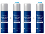 Dhamaka Deal - LetsShave Shave Foam [ Pack of 4 ] At Rs. 24 Each