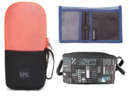 Flat 20% Cashback - Wildcraft Wallets & Backpacks From Rs. 79