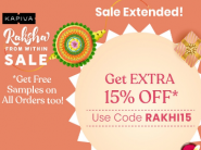 Free Shipping Extended - 15% Off + 50% FKM CB [ No Cashback Limit ]