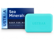 Ustraa Deo Soap 100g [ Pack of 8 ] At Just Rs. 21 Each + Free Shipping