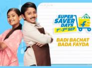 Super Saver Days - Up To 80% Off + Bank Off + 12.6% FKM CB