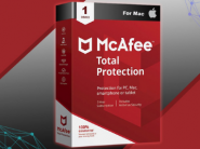 Mcafee Live Again - Flat Rs. 1100 Cashback on 1 Year Total Protection