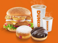 1st Time On FKM - Dunkin Donuts At Flat Rs. 400 FKM CB