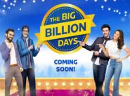 [ Upcoming ] Big Billion Days With Extra Rewards + Bank Offers + FKM Cashback