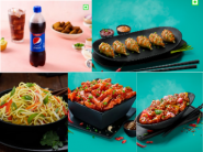 Lunch Treat : Order 7 Meal Items At Just Rs. 27 Each !!