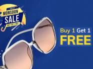 Flat Rs. 450 FKM CB + Buy 1 Get 1 Free On Eyeglasses, Sunglasses