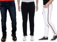 Premium Men Jeans At Upto 78% Off From Just Rs. 559