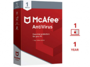 Increased CB - McAfee Antivirus For Free + Extra Rs. 151 Cash