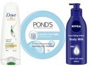 Lightening Deals - Beauty & Grooming Essentials From Rs. 113