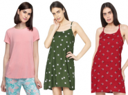 Big Deal - Night Wears & Tops At Just Rs. 99 [ Huge Collection ]