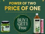 Big Deal - Buy 1 Get 1 FREE + Flat Rs. 250 FKM Cashback on Rs. 250