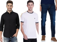Tshirts, Shirts, Jeans Sb Milega On Biggest Discounts Ever !!