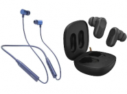 Up To 80% Off On Truly Wireless Audio Devices + Extra Bank Off