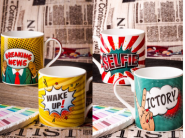 Dhamaka Offer : Coffee Mugs (2 Pcs) At Rs. 33 Each