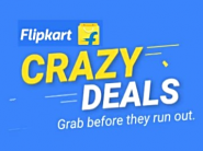 Flipkart Crazy Deals Hours - Crazy Deals Up to 90% off !! Hurry Up !!