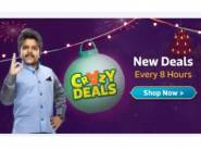 Top Offers- Flipkart Crazy Deals [50+ Dhamaka Deals Added]