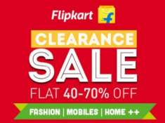 Flipkart Clearance Sale : Electronic Offers under Rs 99, 299, 499 & more