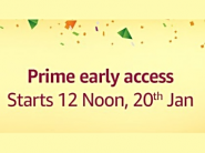 Starting Tomorrow 12 P.M - Amazon Great Indian Sale [ Prime Only ]