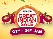 Amazon Great Indian Sale - Up to 80% OFF On Big Brands + Bank Offers