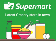 Get Groceries At Home From Rs. 1 [ Buy 1 Get 1 Free + 9% FKM CB ]