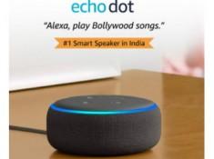 Best Seller - Echo Dot (3rd Gen) with Alexa at Rs. 2249