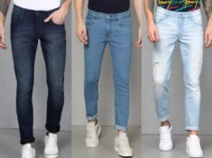 Roadster, John Players, Ben Martin Jeans From Rs. 424 + 4% FKM Cashback