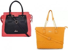 Lavie Handbags Min 70% to 80% off from Rs. 419 + 4% FKM Cashback