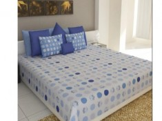 Bombay Dyeing Double Floral Bedsheet From Rs.289 + Extra FKM Cashback
