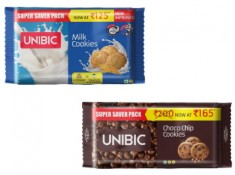 Best Buy - Unibic Cookies 500gm From Rs. 61 [ Up to 30 Unit ]