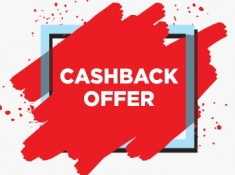 FREE Rs. 45 Cash Offer : Deposit Rs. 25, Play Games & Get Rs. 70 Cashback !!